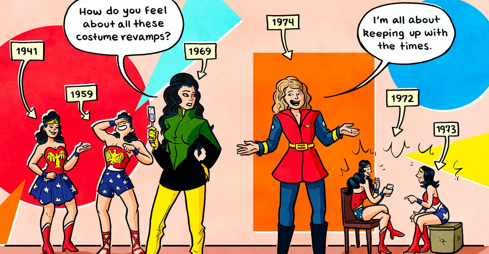 What Does Wonder Woman Actually Represent?