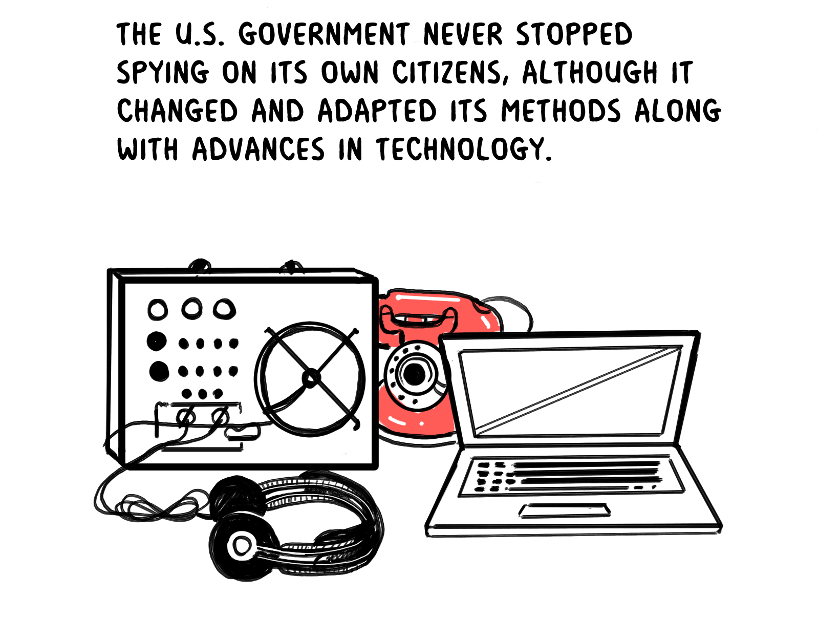 government surveillance pros and cons