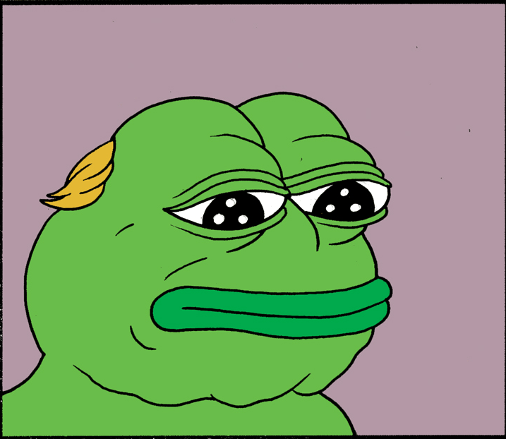 Pepe The Frog: To Sleep, Perchance To Meme