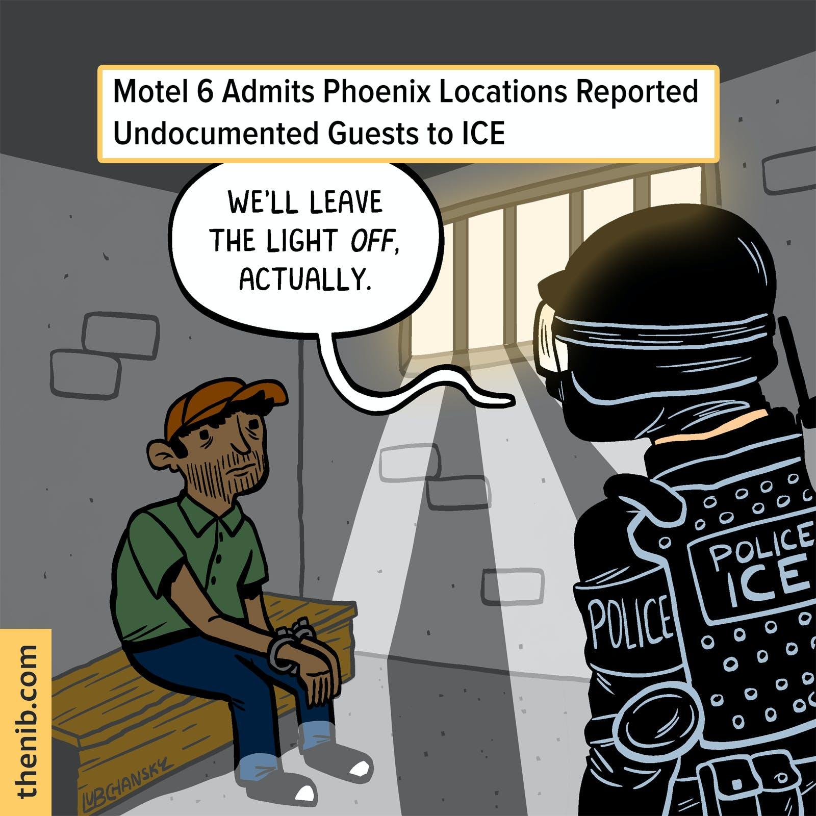 Motel Snitch - by Headlines