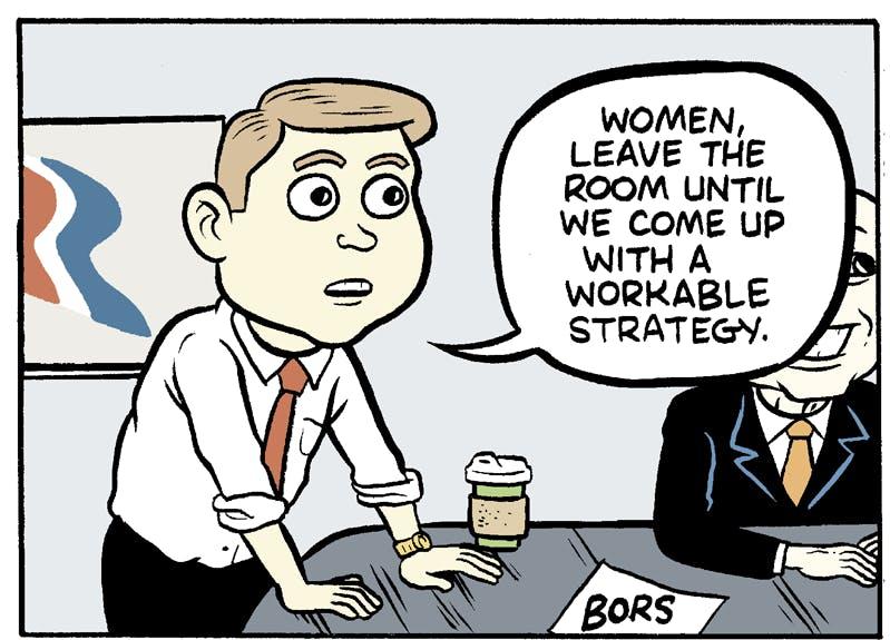 Romney Takes Down Sesame Street - by Matt Bors
