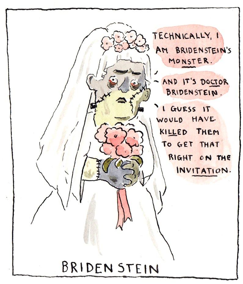 "Beyond ""Bridezilla"""