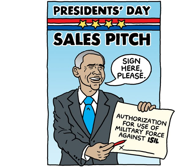 Presidents Day Sales Pitch By Brian Mcfadden