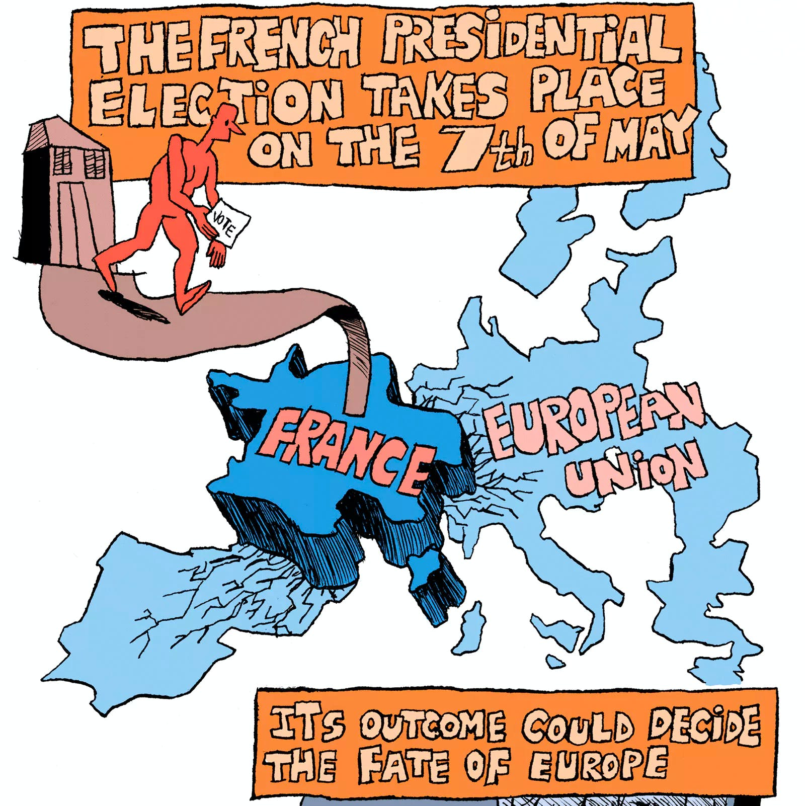 France's Election Might Decide the Fate of Europe - by ...