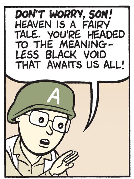 Atheist army