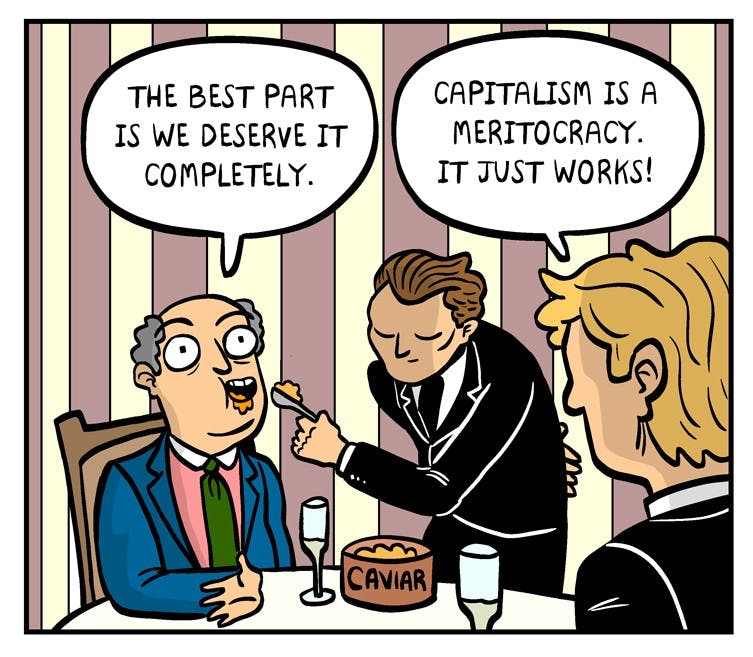 capitalism it just works by matt lubchansky