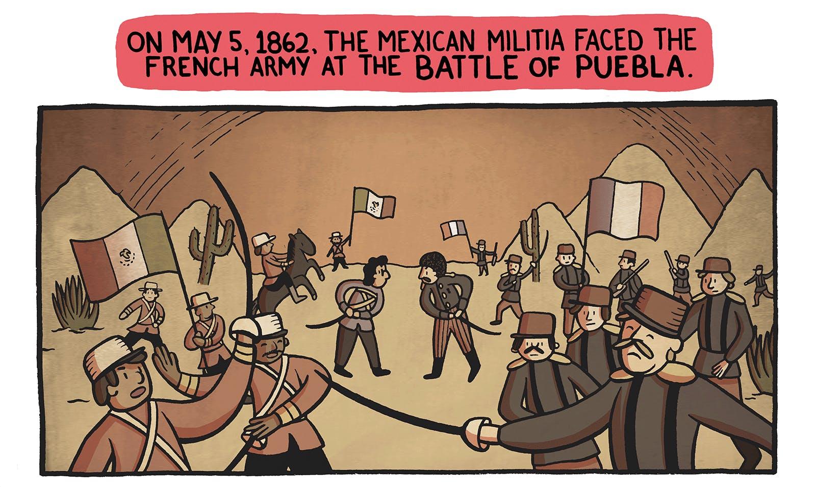 definition of cinco de mayo