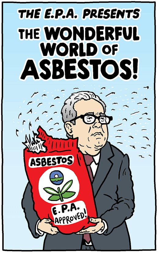 thanks asbestos by brian mcfadden