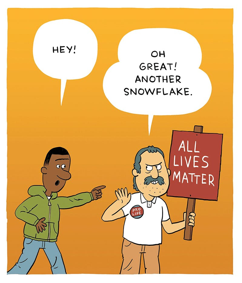 if all lives matter by john martz