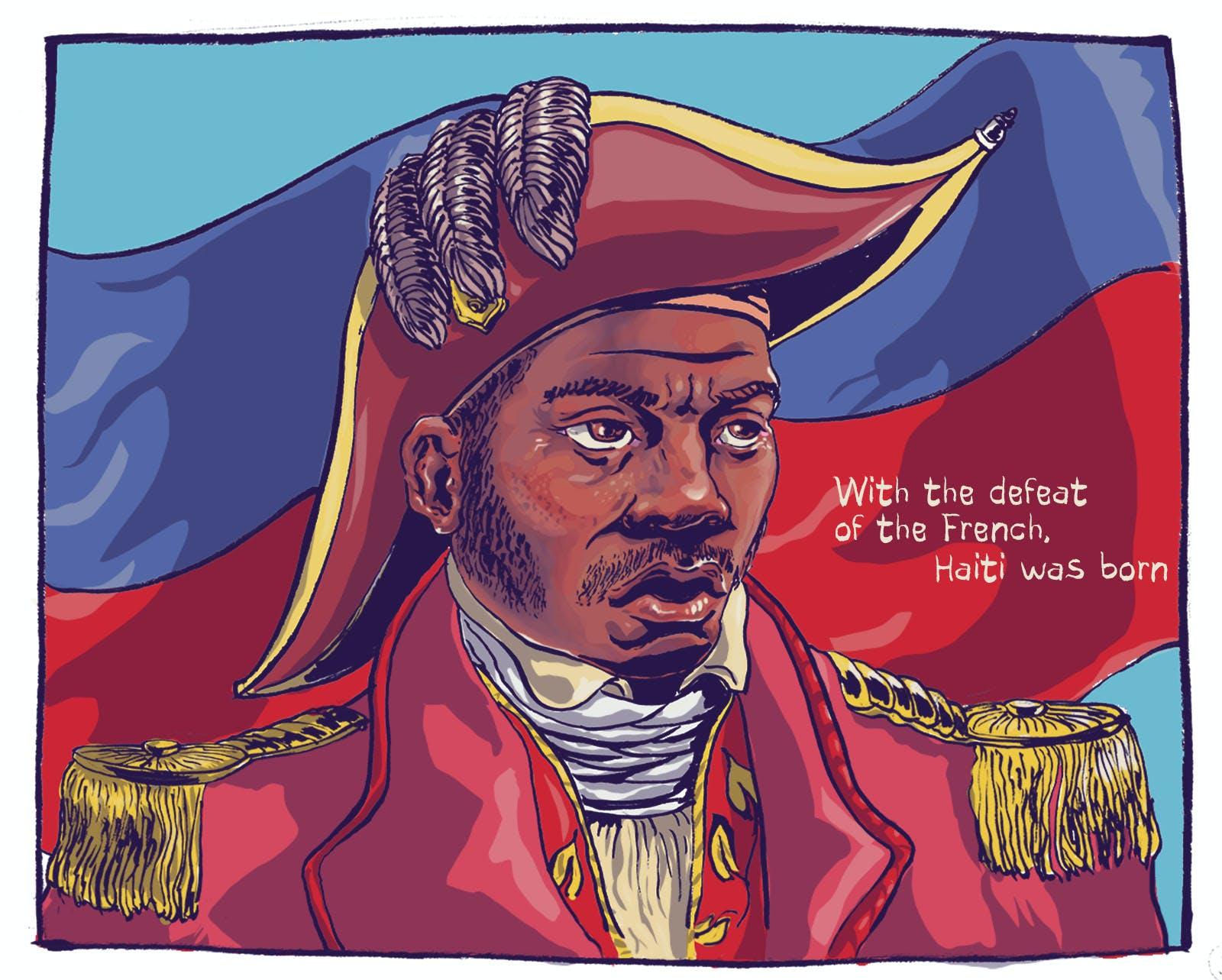 when did the haitian revolution began