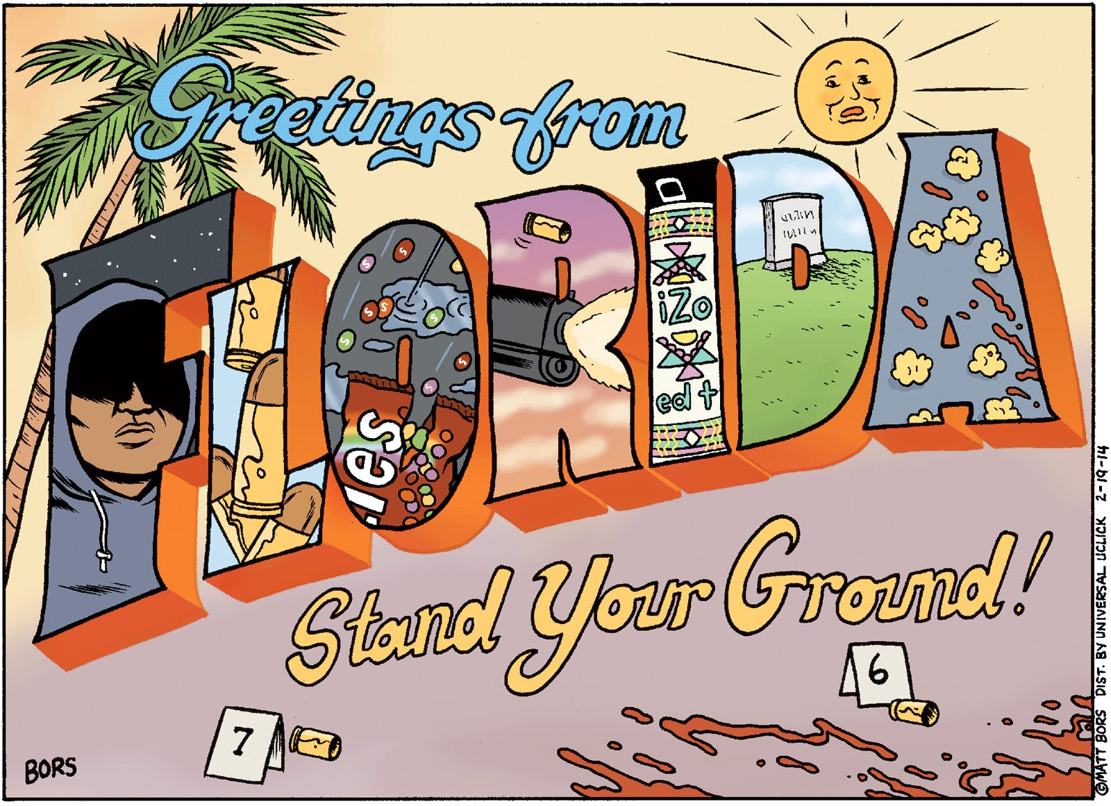 Greetings from florida by matt bors kristyandbryce Image collections