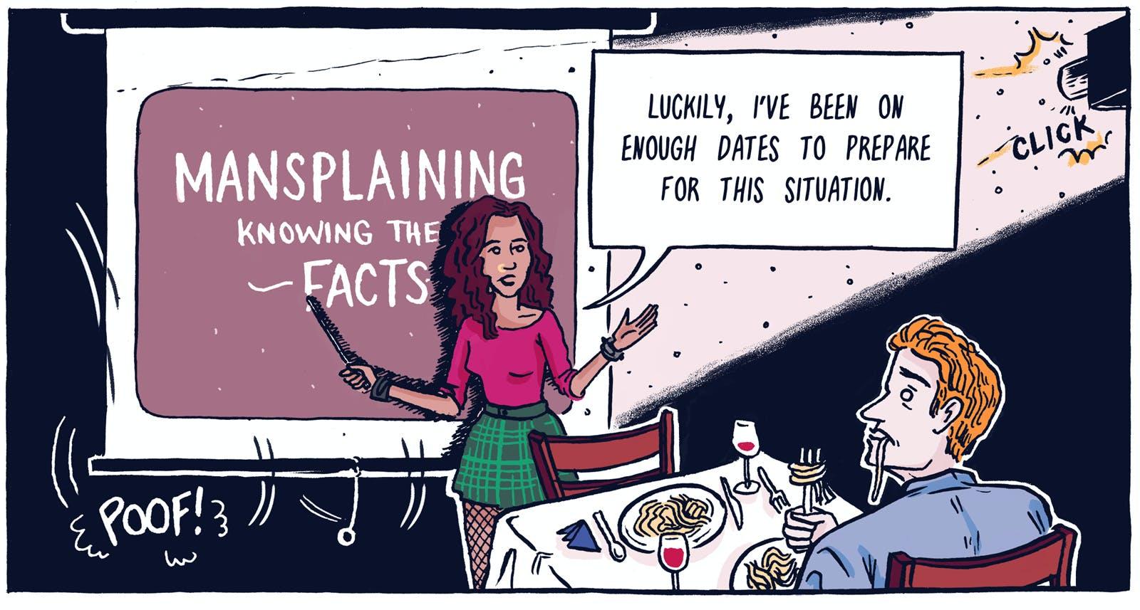 explaining mansplaining